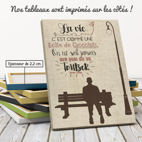 tableau citation charlie chaplin tous les enfants. Black Bedroom Furniture Sets. Home Design Ideas