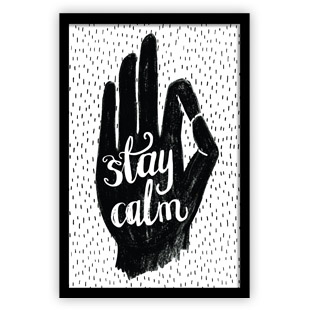 Stay Calm - Zen