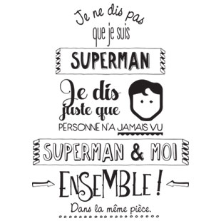 Citation superman