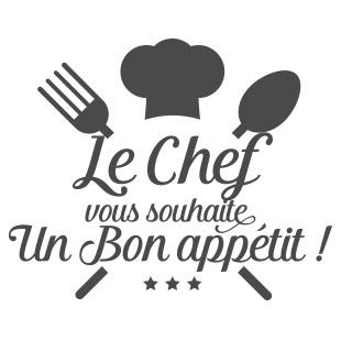 Stickers cuisine - Stickers pour cuisine decoration ...