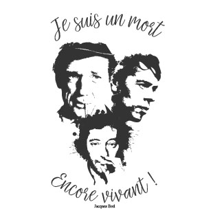 Citation Montand Gainsbourg Brel