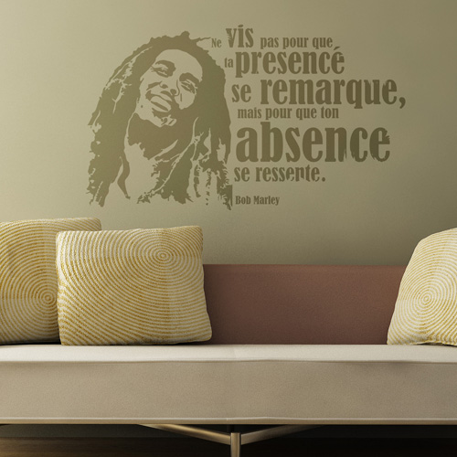 Stickers Muraux Bob Marley | My blog