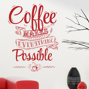 Coffee everything possible