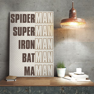 Tableau citation Super Maman