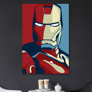 Iron Man 4 couleurs